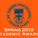 St. Teresa Spring 2019 Academic Awards