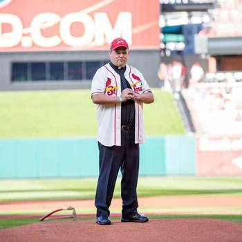 Alumnus, Fr. Chris Comerford '87, Becomes New Chaplain for St. Louis Cardinals.