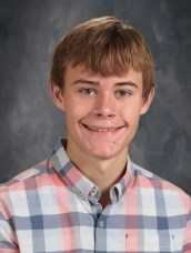 Charlie Blackburn: Semifinalist for National Merit Scholarship