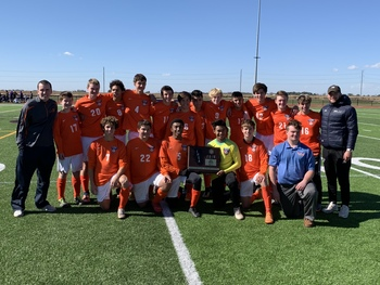 Bulldog Soccer Wins First Sectional Championship