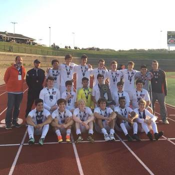 St. Teresa Soccer Finishes 3rd in Class 1A