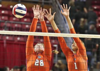All-Macon County Volleyball Team Players Named