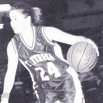 Andrea (Riebock) Dorsey, Class of 2004, Named Head Varsity Girls's Basketball Coach!
