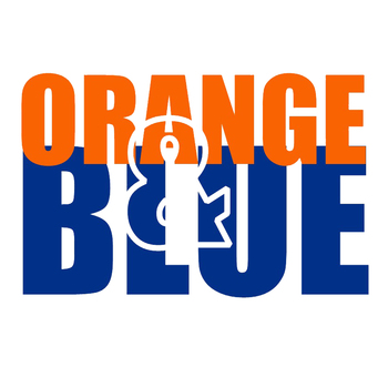 Orange & Blue Fall Kickoff