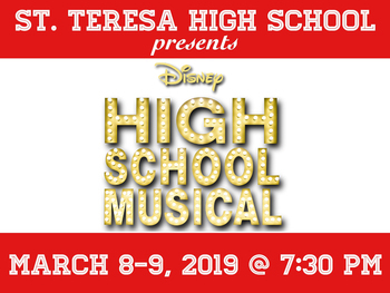 "Spring Musical ""High School Musical"""