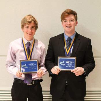 FBLA Earns Two State Champions