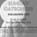 Adult Catechesis: The Eucharist