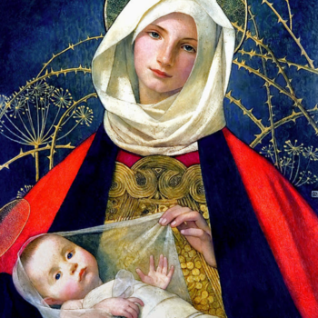 Solemnity of Mary, Mother of God: A HOLY DAY OF OBLIGATION