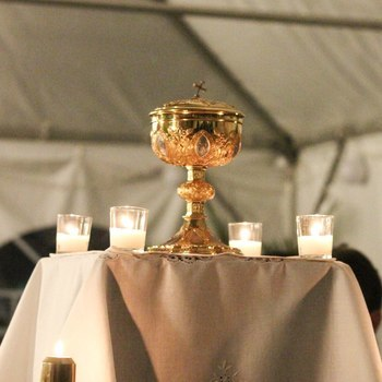 Triduum 2020: Mass of the Lord's Supper