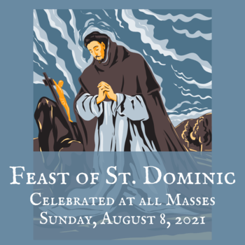 Feast of St. Dominic