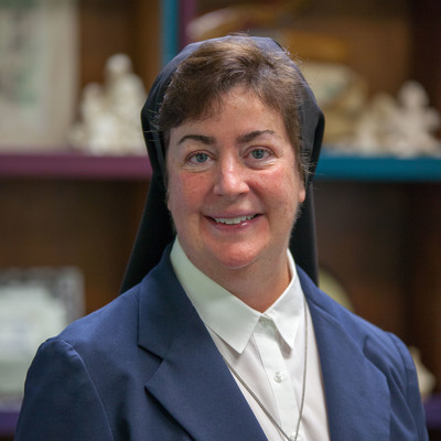 Sister Mary McNulty, IHM