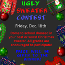 SFX Ugly Christmas Sweater Contest