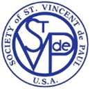 Volunteering at St. Vincent de Paul Distribution center