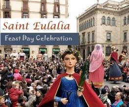 St. Eulalia Feast Day Pot-Luck