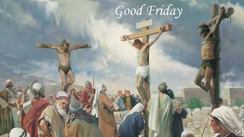 Good Friday- Sung Morning Prayer