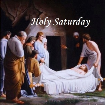 Holy Saturday- Sung Morning Prayer