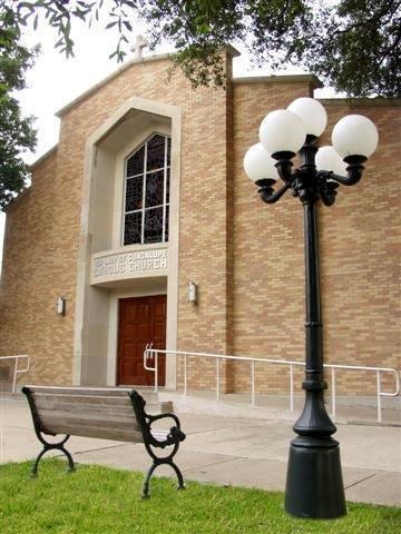 Our Lady of Guadalupe Church, Temple Texas