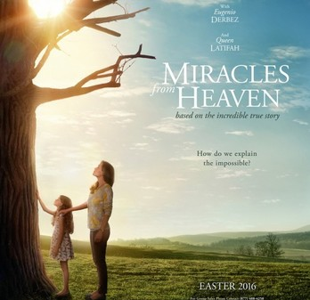 """Movie Night: """"Miracles From Heaven"""""""