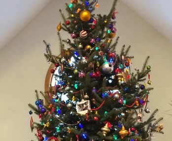 Help Us to Decorate for Christmas