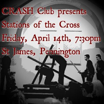 CRASH Stations of the Cross