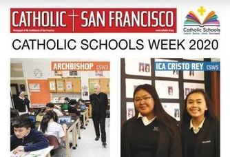 Catholic Schools Week Newspaper