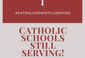 Catholic Schools Still Serving