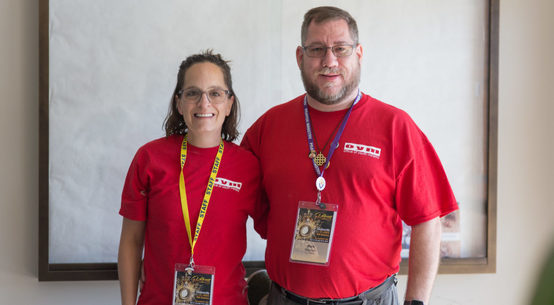 Humans of SteubySTL - Mark and Beth Stevison