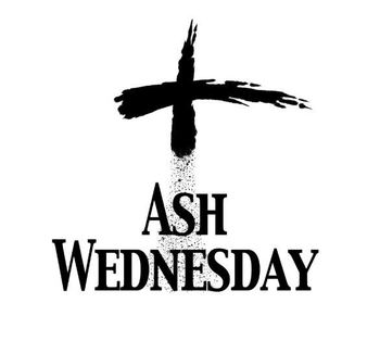 March 6 | Ash Wednesday