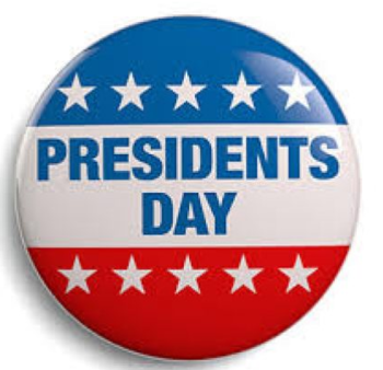 Parish Office Closed: Presidents Day