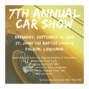 7th Annual Car Show