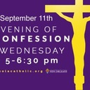 NOLACatholic Evening of Confession, September 11th