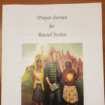 Prayer Service for Racial Justice