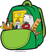 Backpack for Kids and Food Drive