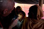 UN joins Bangladesh in immunizing Rohingya children against diphtheria