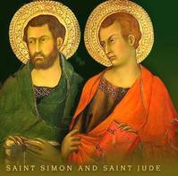 Feast of St. Simon & St. Jude