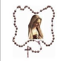 Rosary at the Grotto & Social