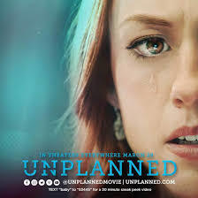 Unplanned ~ What She Saw Changed Everything