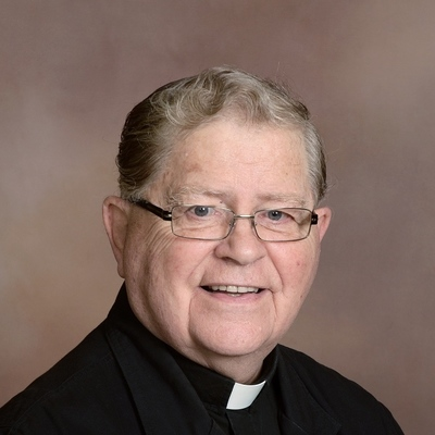 Father Roger Strebel