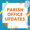 Parish Office: New Hours and Staff Changes