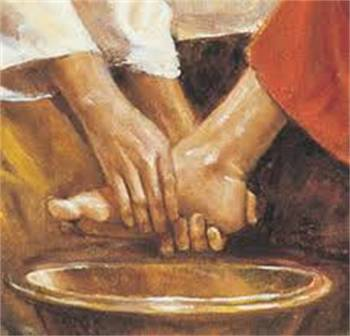 Scripture Reflection for Holy Thursday - April 9