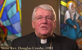 Bishop Crosby's Easter Letter