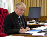 Bishop's Letter: To Inform, To Encourage, To Heal; Regarding Residential Schools