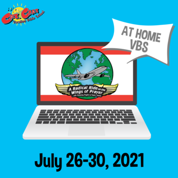 Vacation Bible School 2021 - At home!