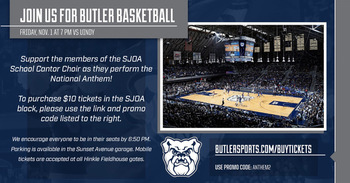 Butler Basketball Game