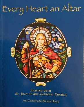 Purchase an art and architecture Guidebook of St. Joan of Arc Church