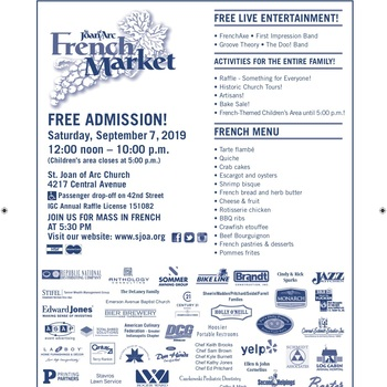 French Market Festival