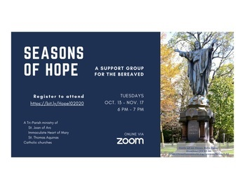 Seasons of Hope Grief Support