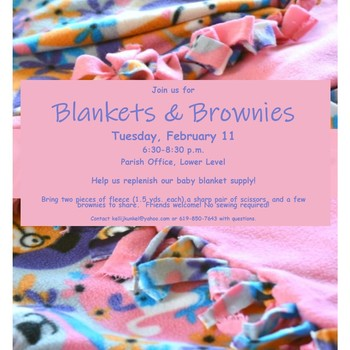 Blankets & Brownies
