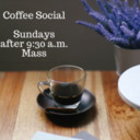 Sunday Coffee Social is Back!