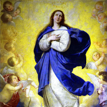 The Immaculate Conception of the Blessed Virgin Mary - Masses | Holy Day of Obligation